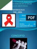 Diapositivas Sida Thalia Calero