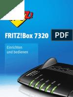 Handbuch Fritz Box Fon Wlan 7320