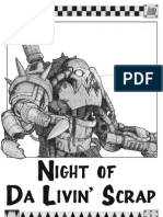 Night of Da Living Scrap