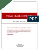 Strayer Write Up