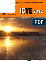 Abstract Book Icte2012