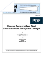 Viscous Dampers Save Structures From Earthquake Damage 7-2013 (1)