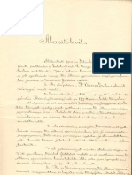 Dr. Varga Gábor Alapítvány alapítólevele