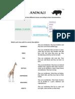 Worksheets unit 8