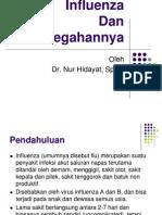 Influenza Dan Pencegahannya