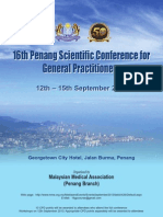 16th GP Conference Brochure