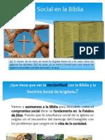 Lo Social en La Biblia