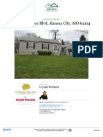 Residential Property Report - 110 E Sweeney Boulevard, Kansas City, MO 64114