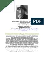 Vida de Poetas Chilenos