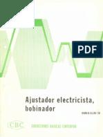 embobinador electricista