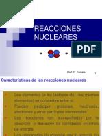 REACCIONES NUCLEARES 2013-1