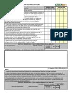 Check list Portal - Licitação