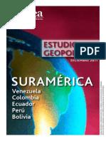Estudio Geopolítico Suramérica