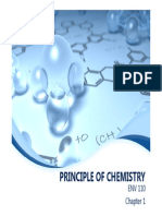 Principle of chemistry