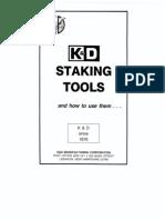 Botadores K & D Como Usarlos