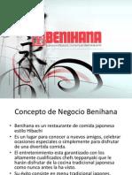 Benihana-Restaurant  PDD Operaciones Rev1.ppt