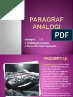 PARAGRAF ANALOGI