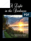 """Inspirational Photo Gift Book - """"A Light in the Darkness"""" by Jean Gibbons"""