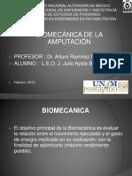 3. BIOMECÁNICA DE LA AMPUTACIÓN