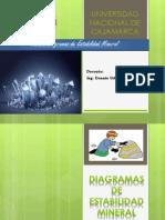 Cap 6 Diagrama de Estabilidad Mineral