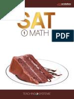 GH3962 SAT Math Booklet