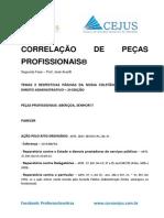 3213_correlacao de Pecas Profissionais