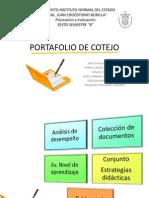 Ppt Port de Cotejo