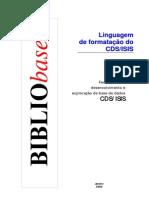 Lenguaje de Formateo de CDS-IsIS