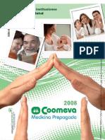 Directorio Medico Coomeva Medellin 2008