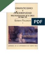 Esteban Tollinchi - Romanticismo y Modernidad