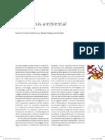 Biocatalisis ambiental