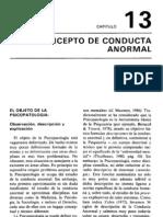 1990-Concepto Conducta Anormal