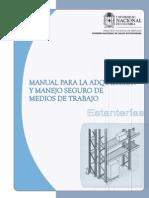 Manual Estanterias