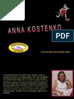 Anna Kostenko - Deutsch