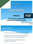 Hipotermia 1