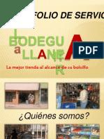 portafolio de servicios bodeguita llanera.pptx