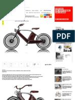 Cykno Retro-style Electric Bike