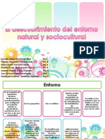 El Descubrimiento Del Entorno Natural y Sociocultural