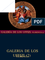 Florenta Galeria Uffizi