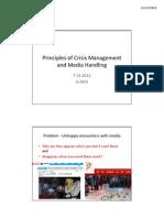 Crise e Media