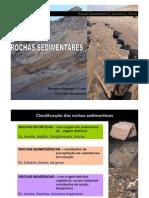 Rochas Sedimentares Tipos
