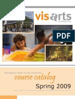 2009 Spring Catalogue
