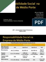 Resposabilidade SOcial e Ambiental