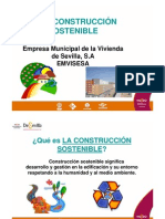 La Construccion Sostenible