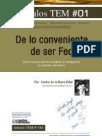 Carlos de la Rosa Vidal - De lo Conveniente de Ser Feo.pdf