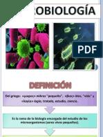 Tema 1.Historia de la microbiología