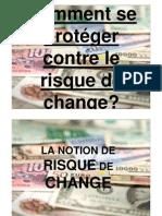 Presentation Risque de Change 2010