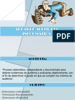 Areas de Auditoria