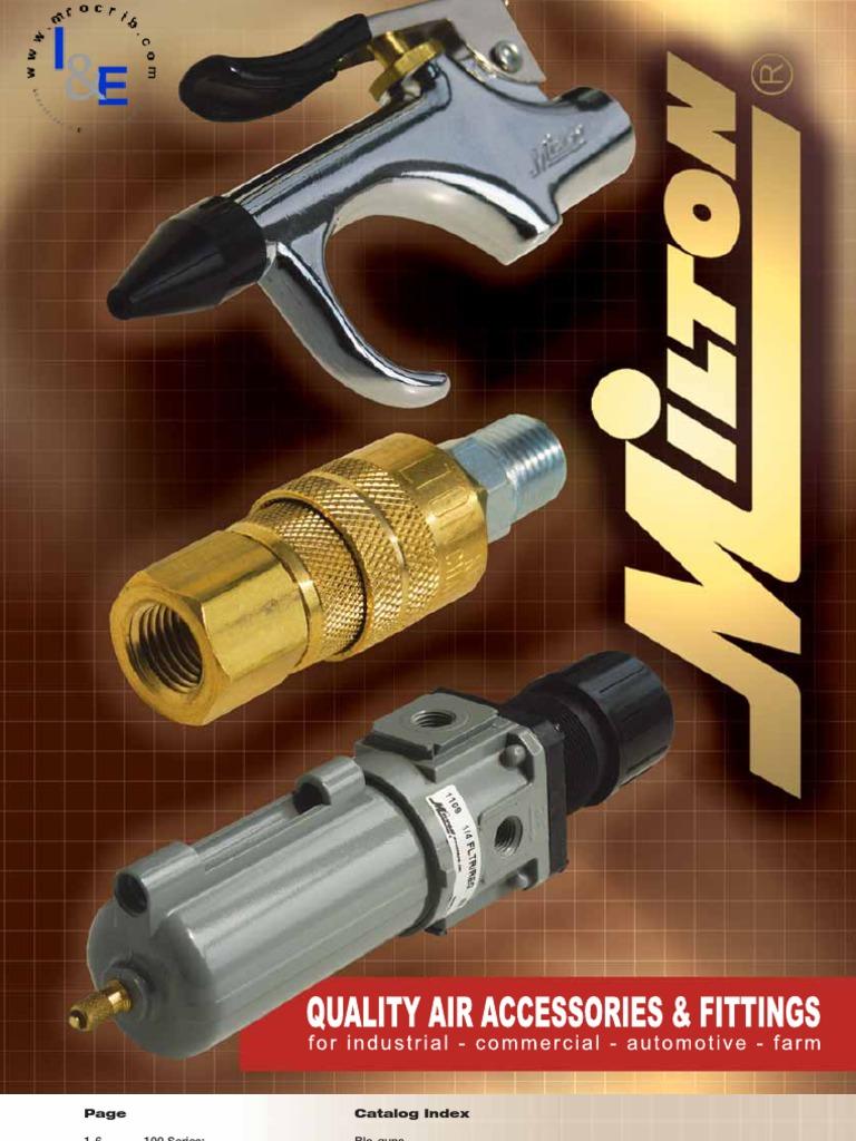 Milton 1629-250 250 Foot 3//8 ID Push On and Lock Hose