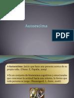 1. AUTOESTIMA
